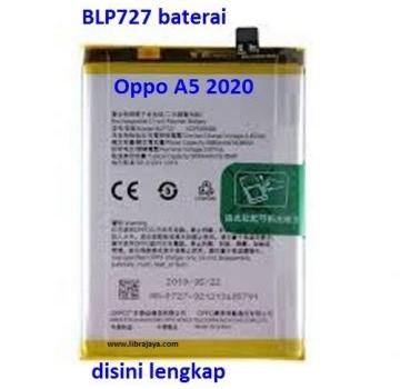 Jual Baterai Oppo A5 2020 BLP727