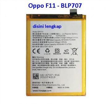 Jual Baterai Oppo F11 BLP707