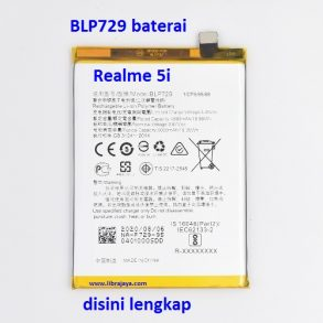 baterai-realme-blp729-5i