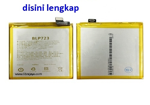 Jual Baterai Realme x BLP723