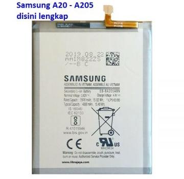 Jual Baterai Samsung A20