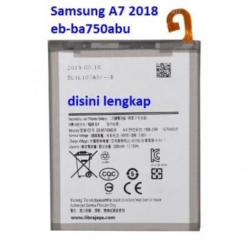 Jual Baterai Samsung A7 2018