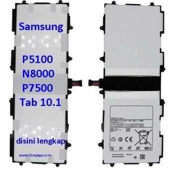 Jual Baterai Samsung P7500