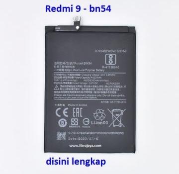Jual Baterai Redmi 9 BN54