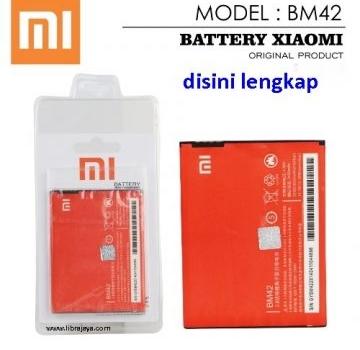 Jual Baterai Redmi Note BM42