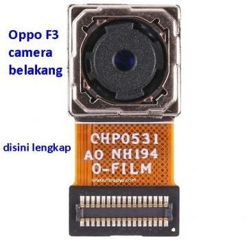 Jual Camera belakang Oppo F3