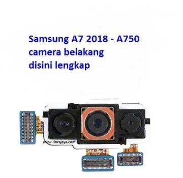 Jual Camera belakang Samsung A7 2018