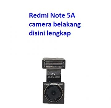 Jual Camera belakang Redmi Note 5A