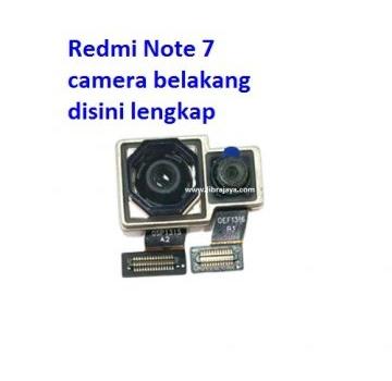 Jual Camera belakang Redmi Note 7
