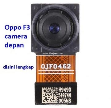 Jual Camera depan Oppo F3