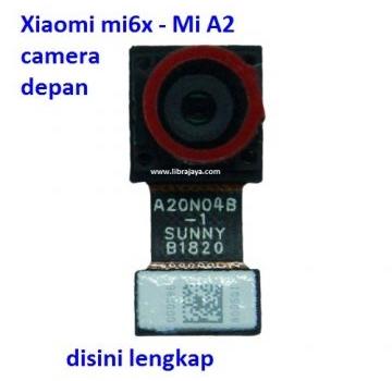 Jual Camera depan Xiaomi Mi6x