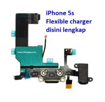 Jual Flexible charger iPhone 5s