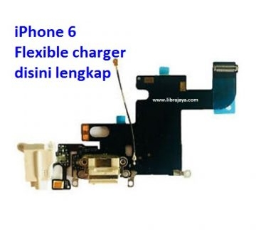 Jual Flexible charger iPhone 6