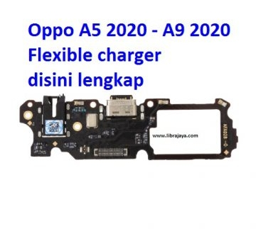 Jual Flexible charger Oppo A5 2020