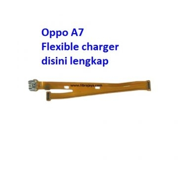 Jual Flexible charger Oppo A7