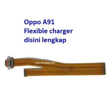 Jual Flexible charger Oppo A91