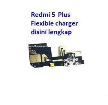 Jual Flexible charger Redmi 5 Plus