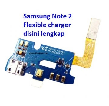 Jual Flexible charger Samsung N7100
