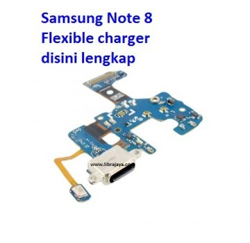 Jual Flexible charger Samsung Note 8