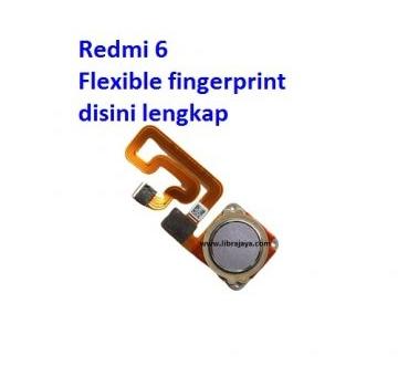 Jual Flexible fingerprint Redmi 6