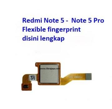 Jual Flexible fingerprint Redmi Note 5 Pro