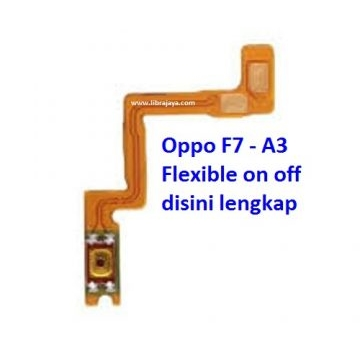 Jual Flexible on off Oppo F7