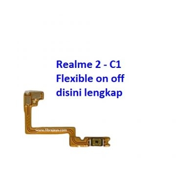 Jual Flexible on off Realme 2 1853