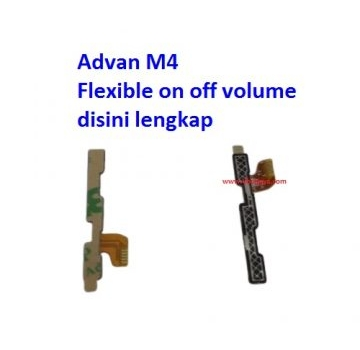 Jual Flexible on off volume Advan M4