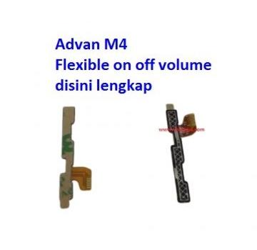 Jual Flexible on off volume Advan M4
