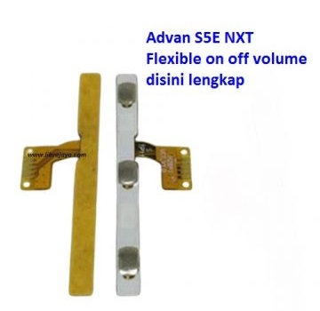 Jual Flexible on off volume Advan S5E Nxt