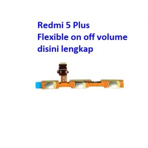 flexible-on-off-volume-xiaomi-redmi-5-plus