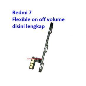 flexible-on-off-volume-xiaomi-redmi-7