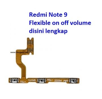 Jual Flexible on off volume Redmi 9