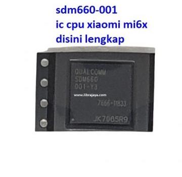 Jual Ic cpu sdm660 001 Xiaomi Mi6x