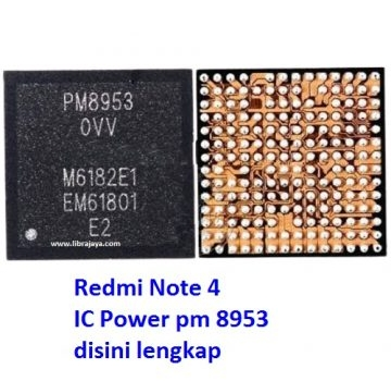 Jual Ic Power pm8953 Redmi Note 4