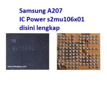 Jual Ic Power S2MU106X01 Samsung A20s