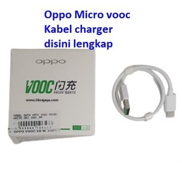 Jual Kabel charger Oppo micro vooc