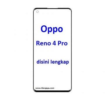 Jual Kaca lcd Oppo Reno 4 Pro