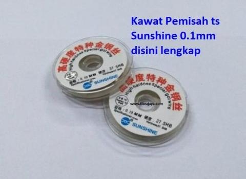 Jual Kawat pemisah Touchscreen Sunshine