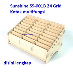kotak-multifungsi-sunshine-ss-001b-24-grid