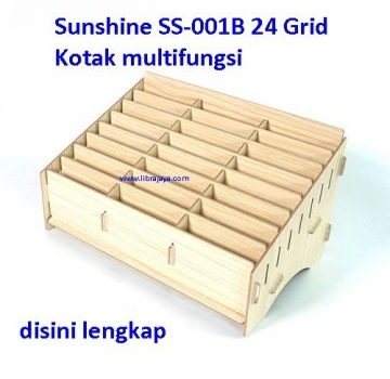 Jual Kotak multifungsi Sunshine SS-001B