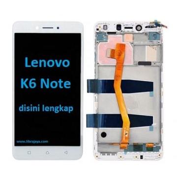 Jual Lcd Lenovo K6 Note