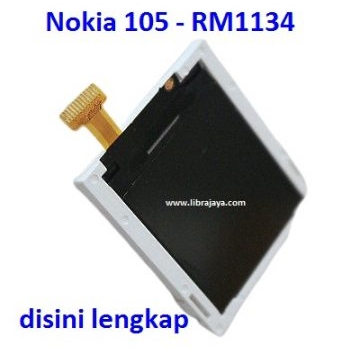 Jual Lcd Nokia 105 Rm1134