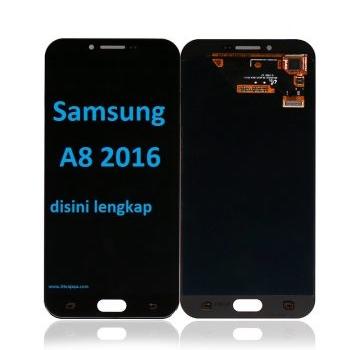 Jual Lcd Samsung A8 2016
