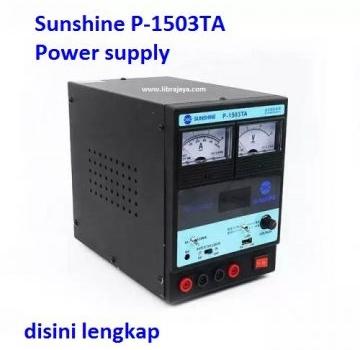 Jual Power supply sunshine p-1503ta