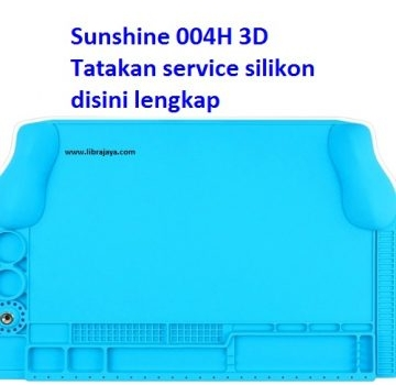 Jual Service pad silicone ss-004h 3d