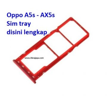 Jual Sim tray Oppo A5s