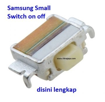 Jual Switch on off samsung small