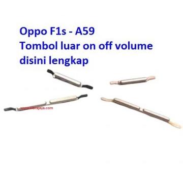 Jual Tombol luar on off volume Oppo F1s