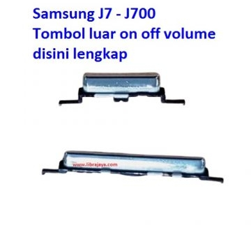 Jual Tombol luar on off volume Samsung J7